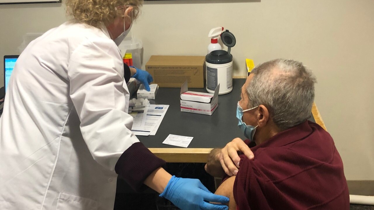 State starts 1-B vaccinations
