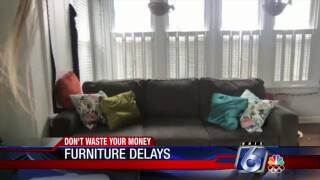 DWYM: Ways to work around long delays for new furniture
