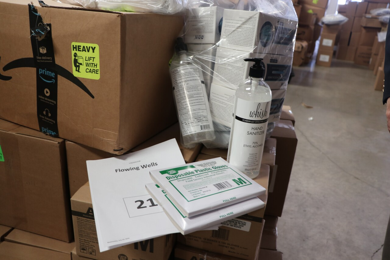 PPE Supplies for schools