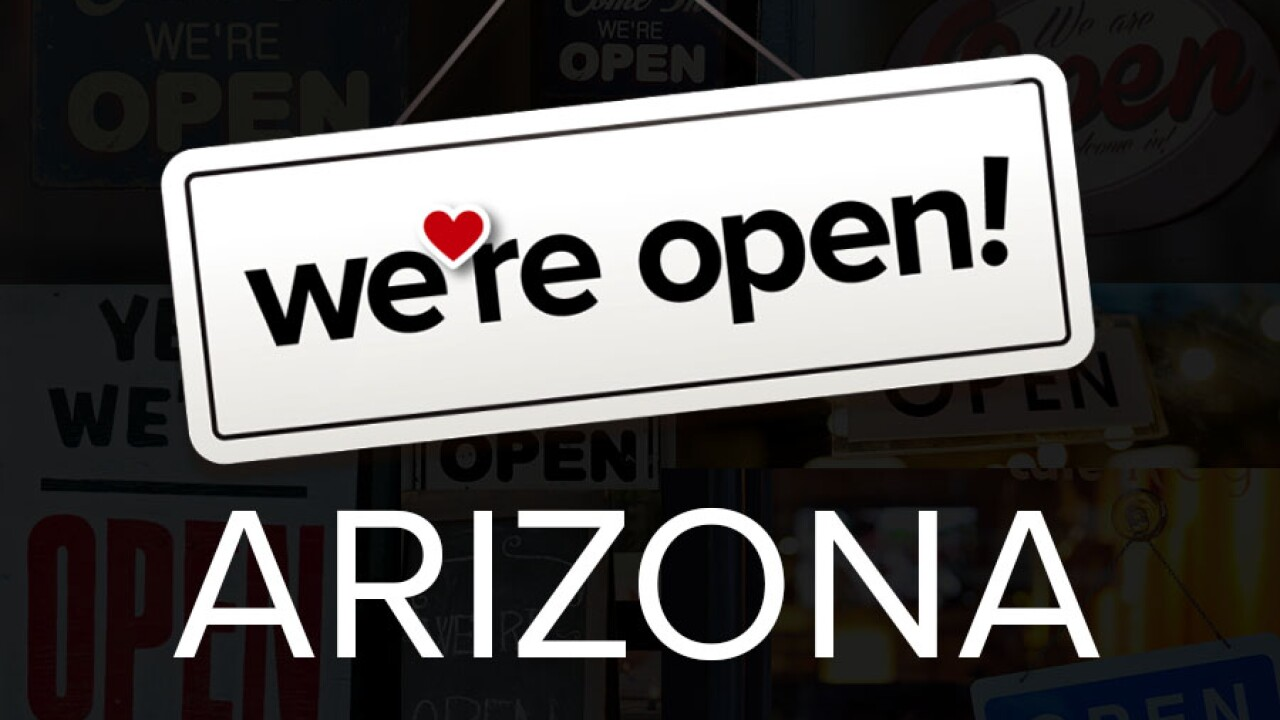 Were Open Arizona Generic