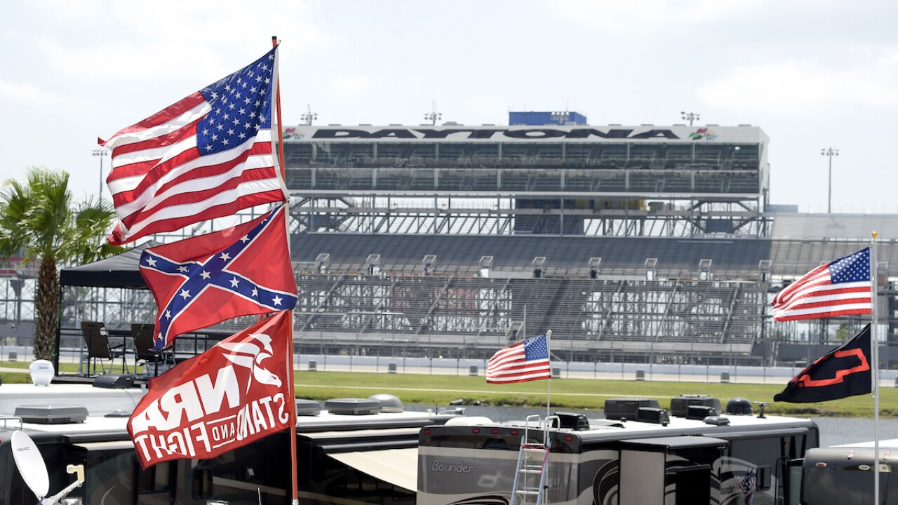 NASCAR to ban Confederate flag from races, properties