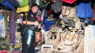 Fugitive child porn suspect missing since 2016 is found hiding in Wisconsin underground bunker