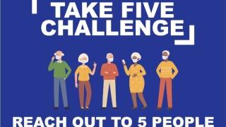 Take Five Challenge