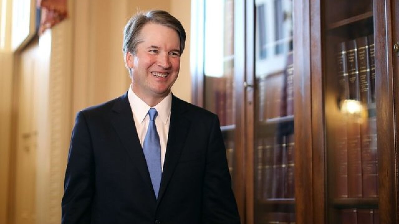 Brett Kavanaugh to Fox News: I'm 'not going anywhere'