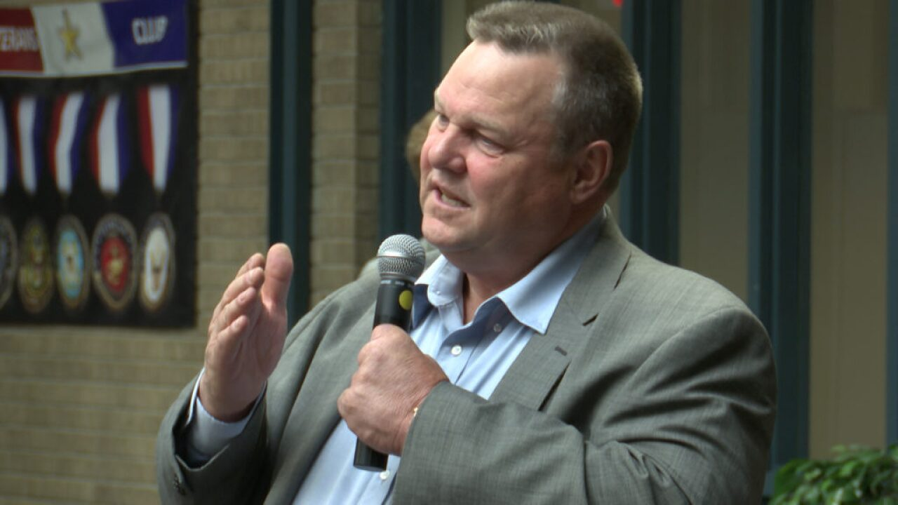 Sen. Tester pushes for more COVID vaccine doses to veteran populations