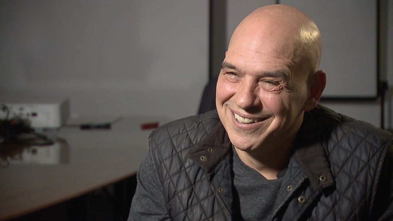 Michael Symon sits down with News 5's Katie Ussin.