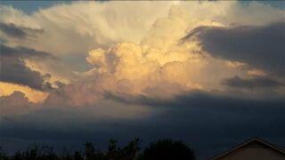 Bellmead storm clouds