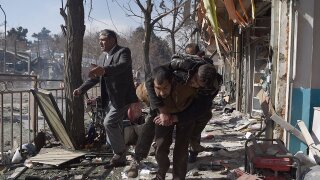 103 dead after ambulance bomb detonates in Afghanistan