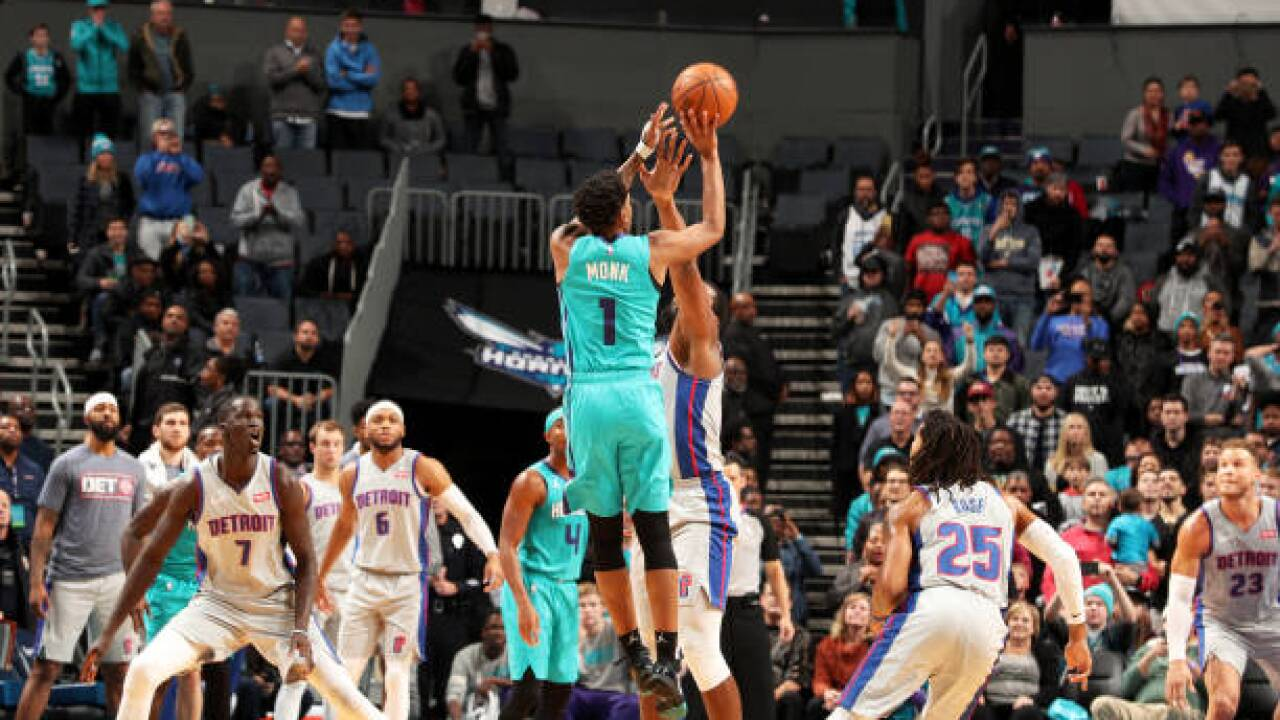 Pistons Lose To Hornets On Malik Monk Buzzer Beater