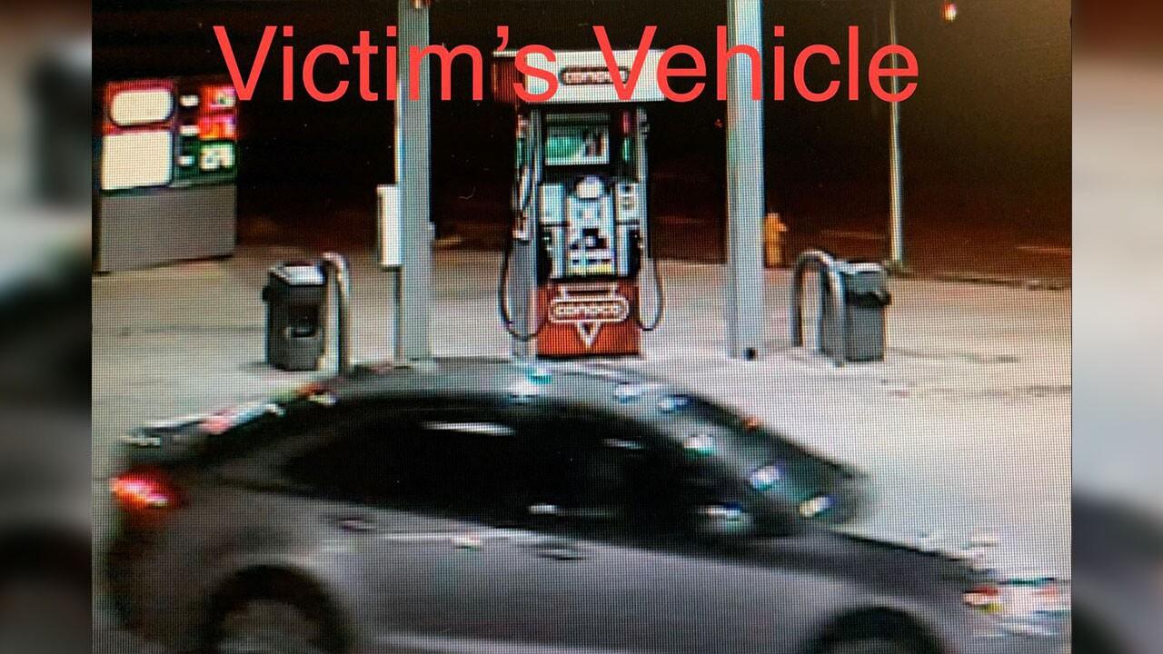 7-11 Carjacking/Kidnapping vehicle