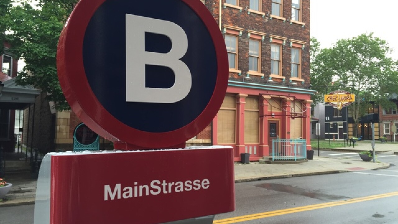 OTR isn't the only blossoming urban area