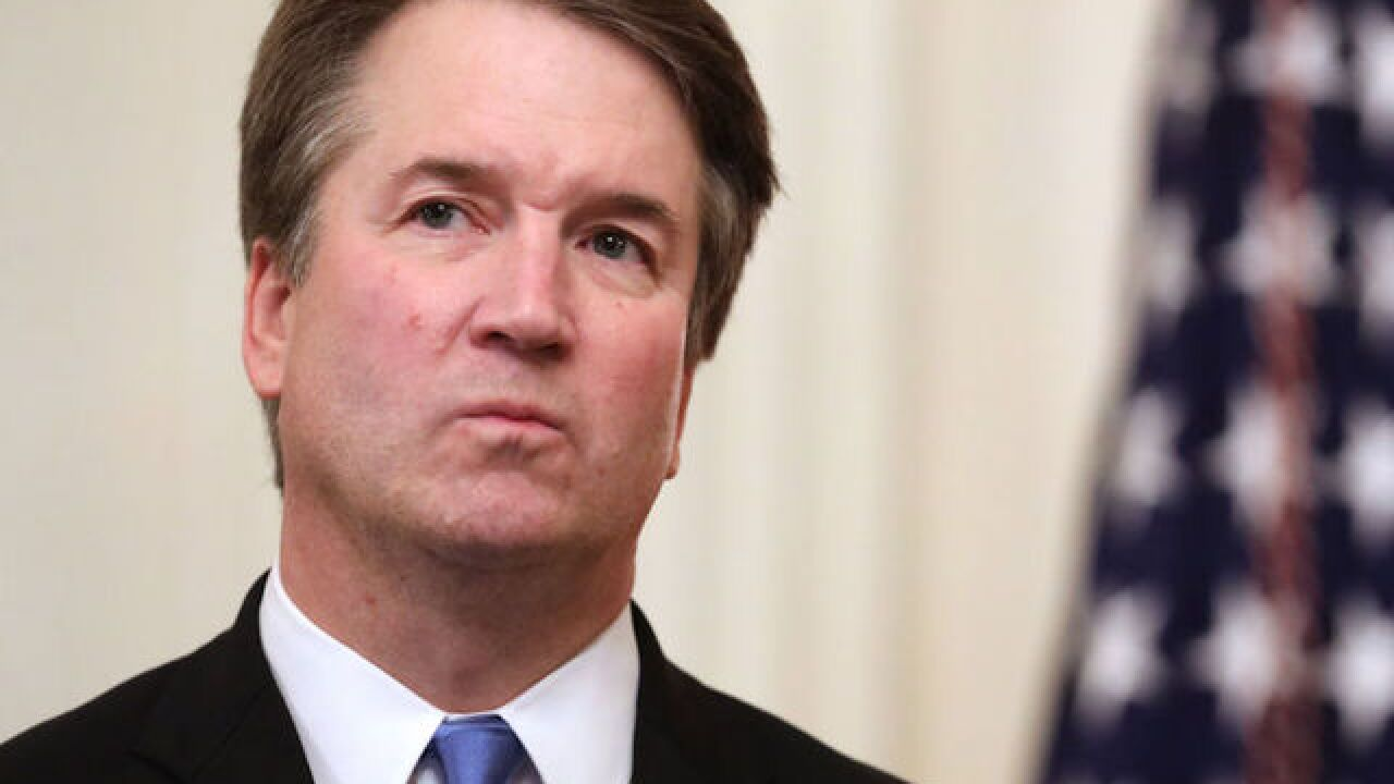 Witches are going to hex Kavanaugh tonight while an exorcist tries to protect him with mass