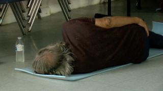 Homeless seniors in the Valley
