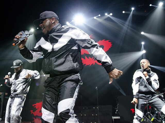 '90s Block Party at U.S. Bank Arena