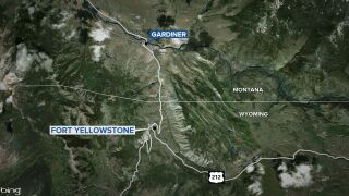 Treasure hunter charged with damage to Yellowstone National Park