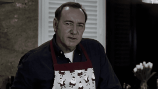 Video extra: Kevin Spacey breaks silence in odd video