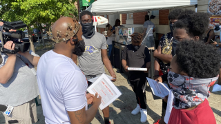Baltimore man known as 'Funnel Cake King' investing in future as Black business owner