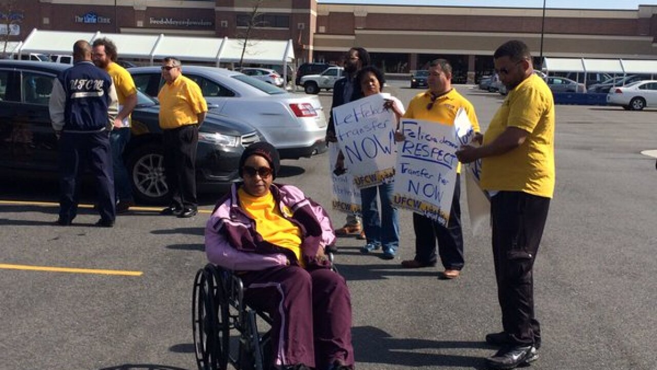 Kroger employees petition for transfer of Portsmouth woman who suffered stroke during longcommute
