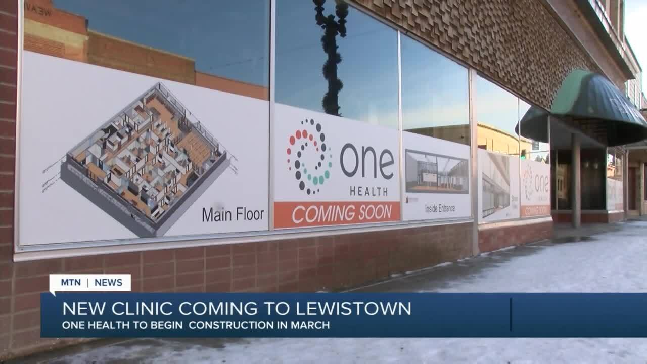 New medical facility planned in Lewistown