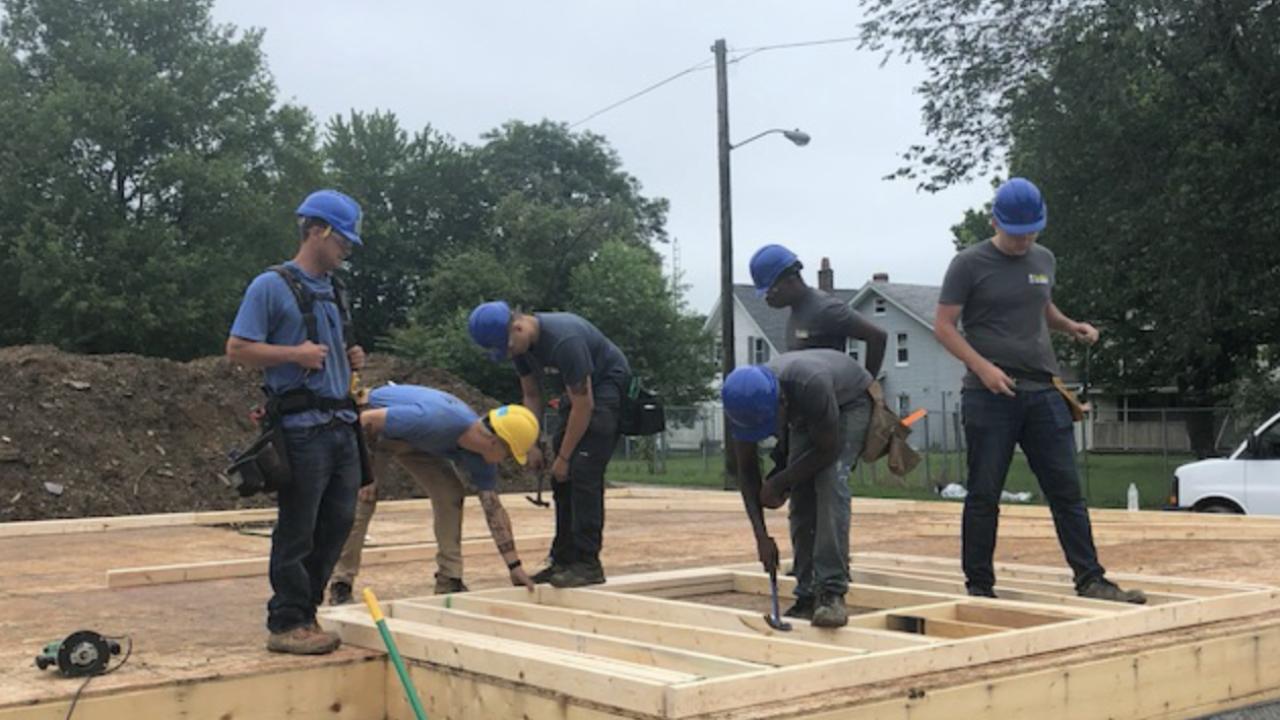 Habitat Builders Academy