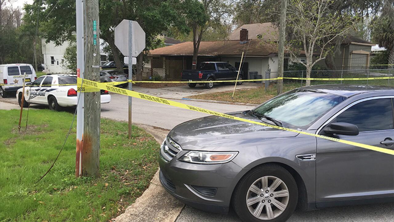 PD: Man, woman found dead in Tarpon Springs home