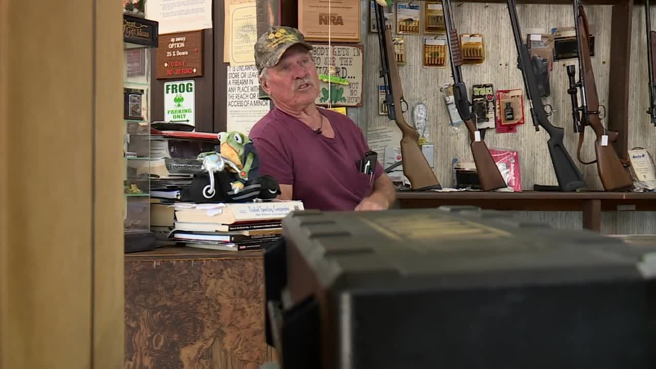 David Angell, owner of Clewiston Pawn, doesn't support renaming U.S. Highway 27