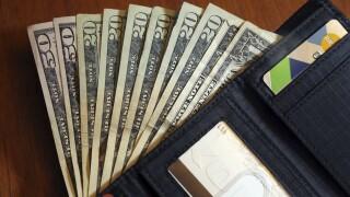 Money wallet AP