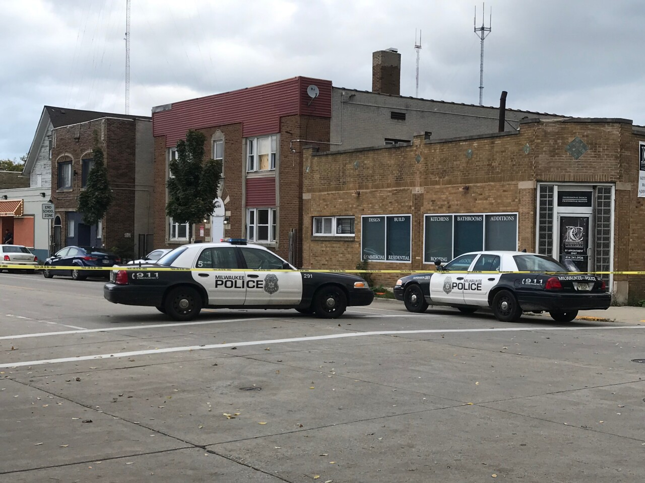 Milwaukee Police shooting