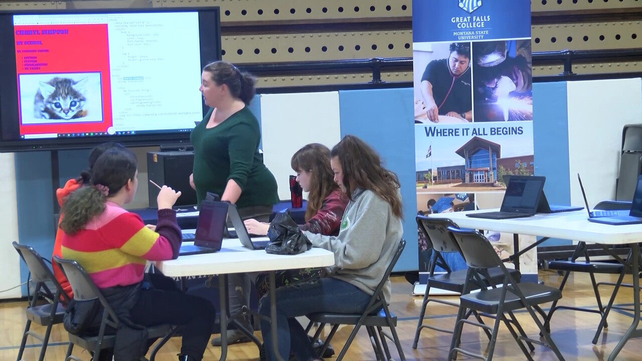 STEM expo inspires Great Falls students