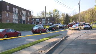 Police search for shooting suspect who injured woman, 4-year-old.JPG