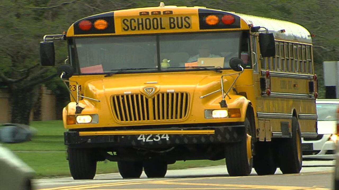 Arrest made in Polk school bus BB gun shootings