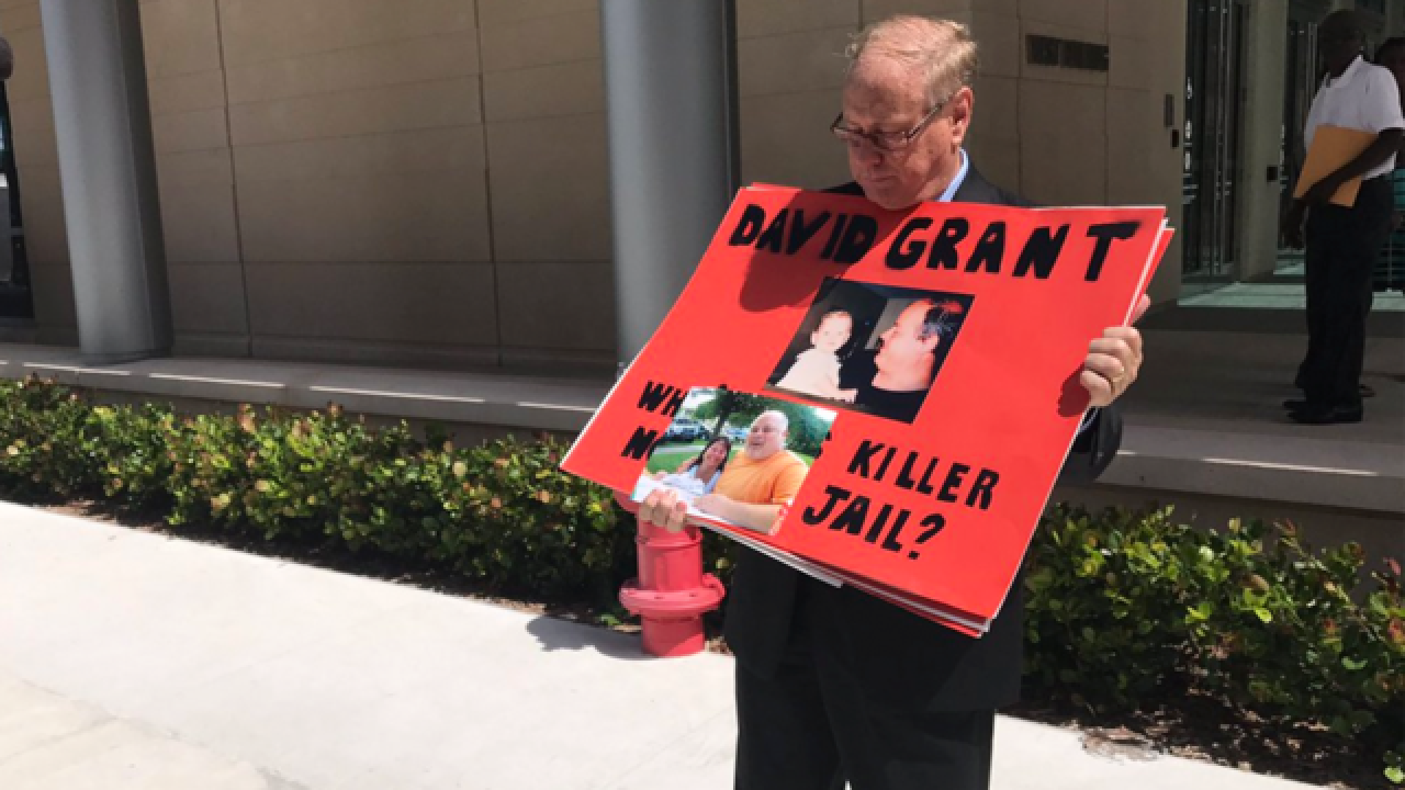 Admitted killer of West Palm Beach man walks free