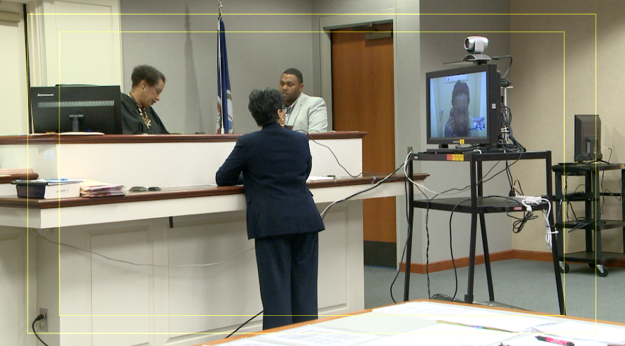 Photos: Driver accused of killing Chesapeake teen in DUI crash makes first court appearance
