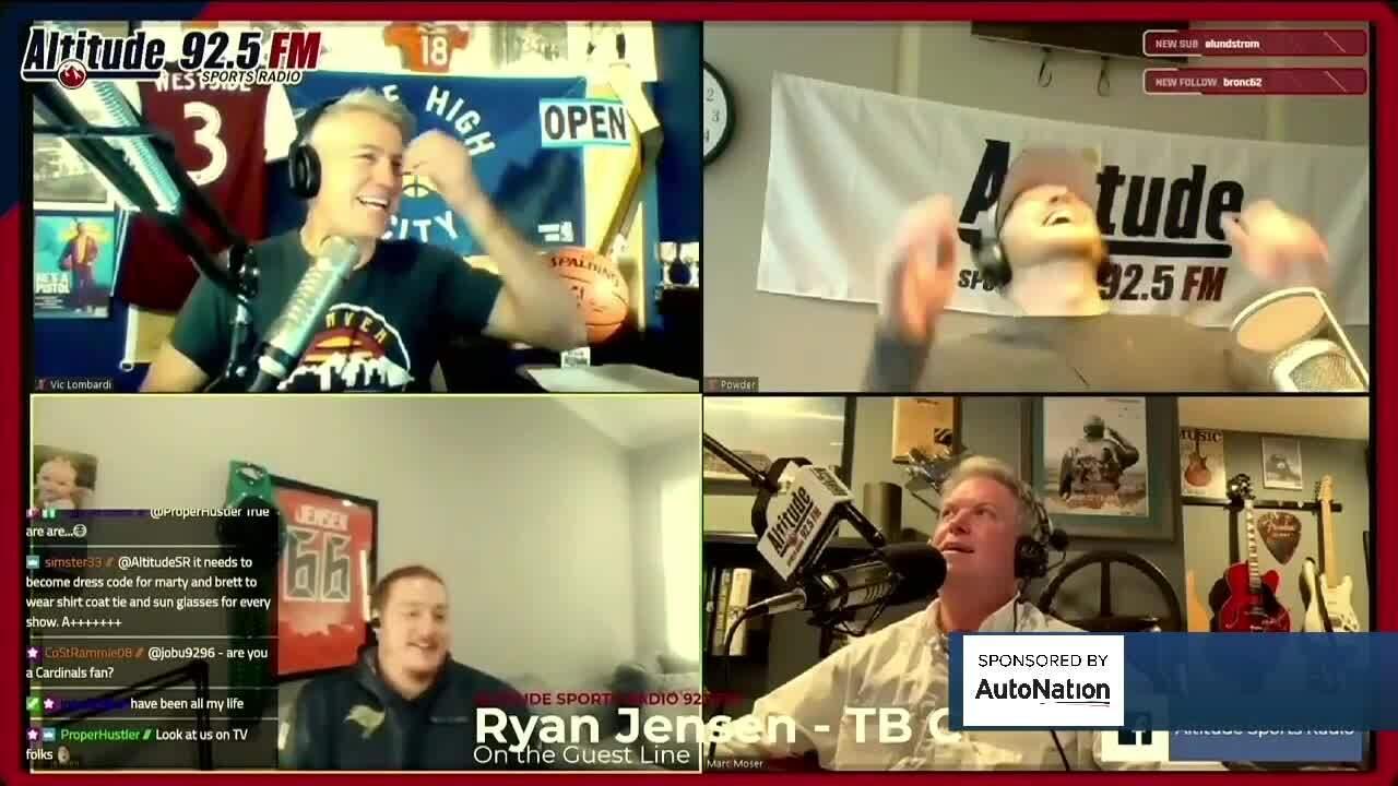 Denver trailblazers Moser, Lombardi and Kane leap from airwaves to eyeballs
