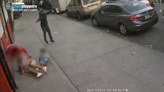NYPD shooting children