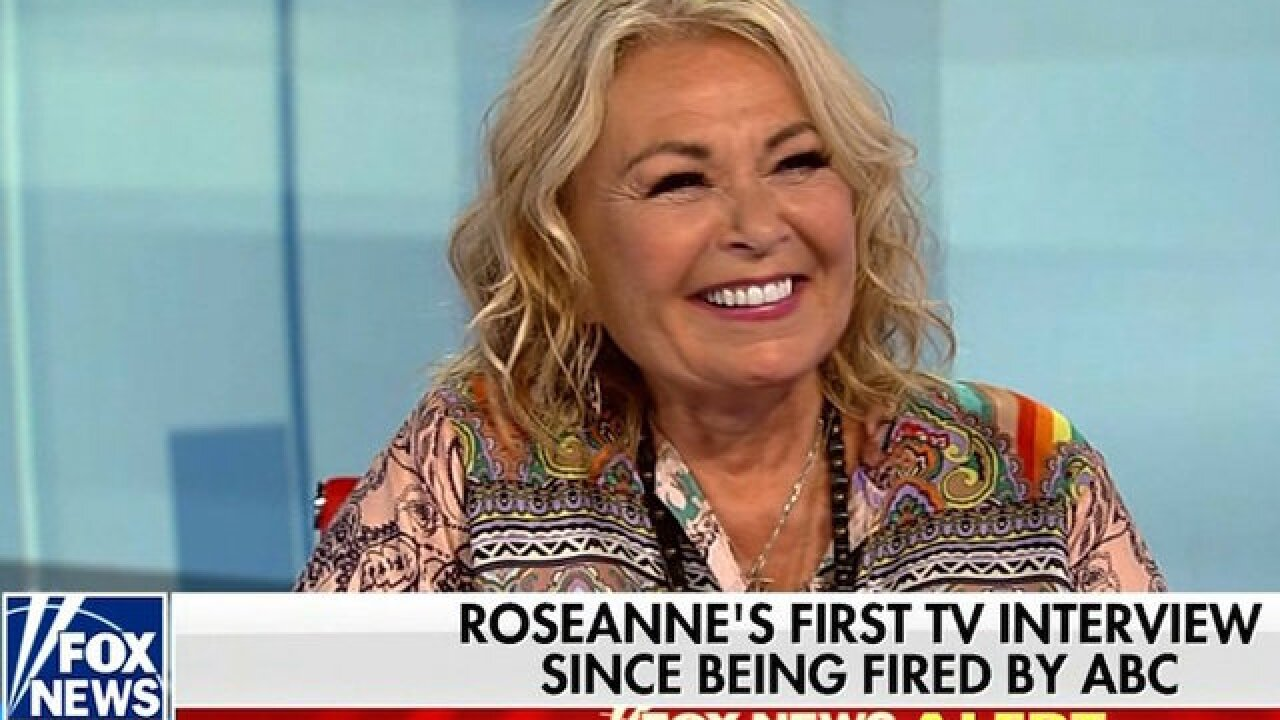 Roseanne appears on 'Hannity,' calls racist tweet a 'big misunderstanding'