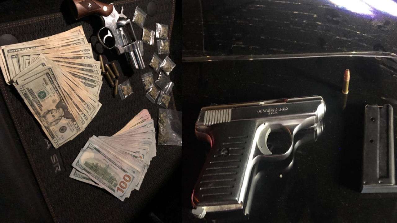 Authorities arrest 26 people, seize three guns over weekend in Leon, Wakulla counties.png