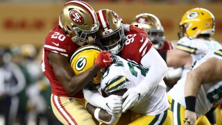 Bettors leaning heavily toward 49ers in NFC Championship Game