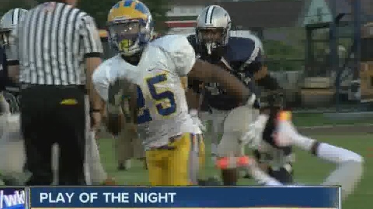 WATCH: Friday Football Frenzy Week 4
