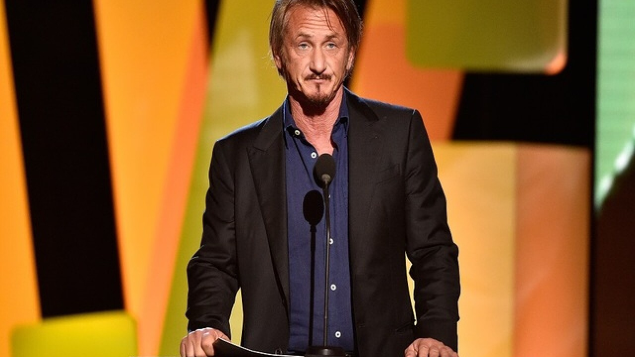 Sean Penn's 'The Last Face' competing at Cannes