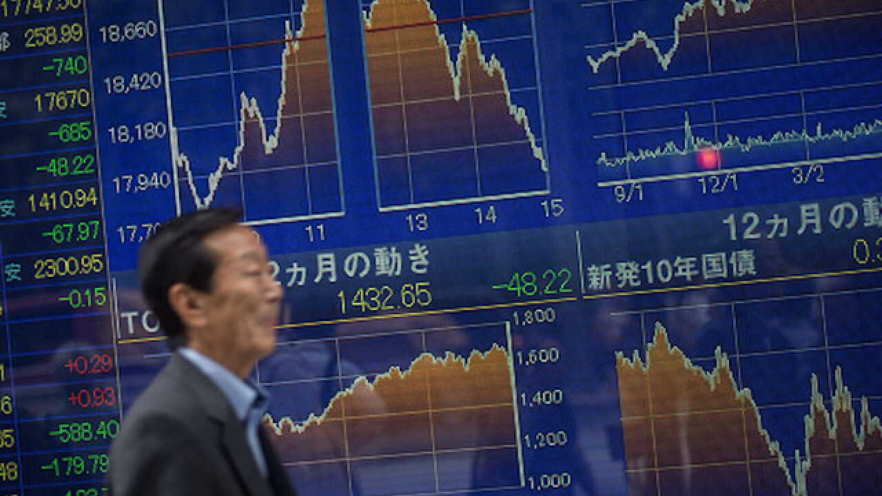 Japan's economy shrinks 1,4 percent