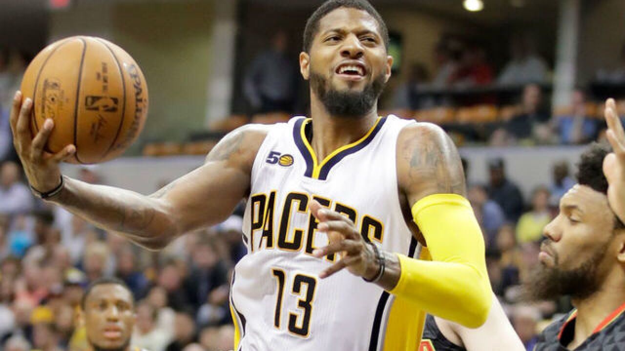NBA fines Lakers $500,000 for tampering in pursuit of Paul George