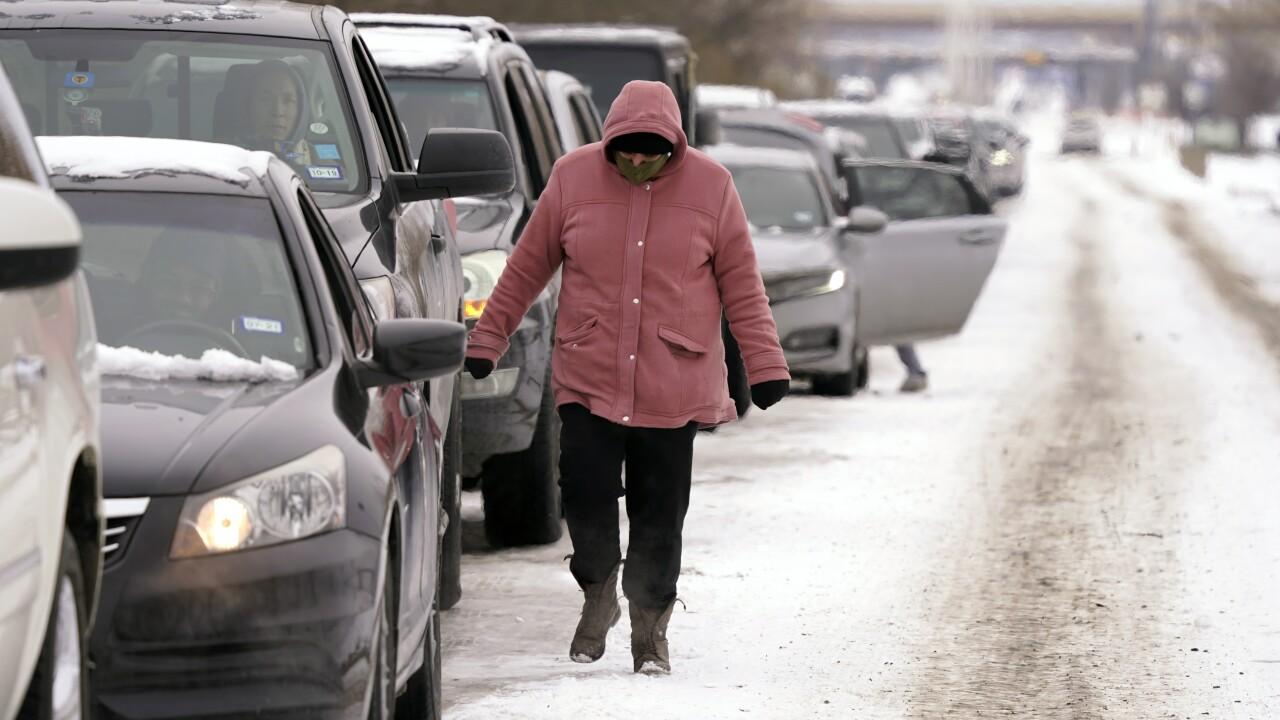 Winter Weather Texas