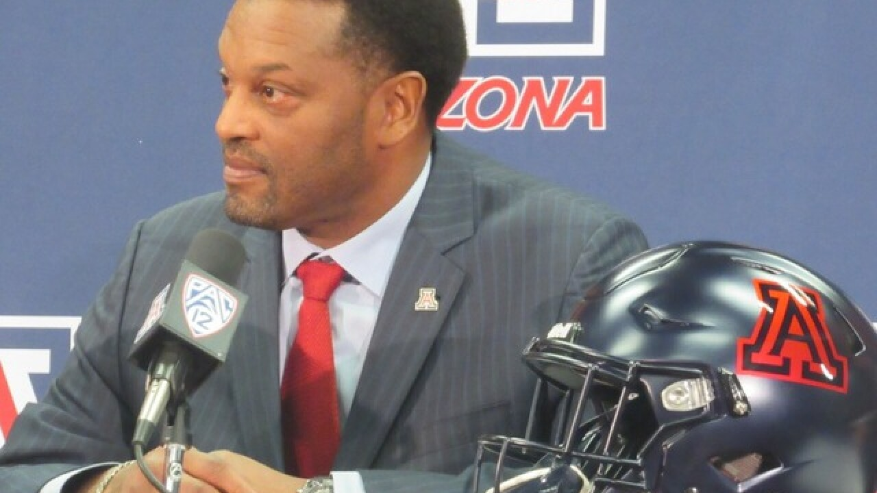 'It is going to happen': New Arizona Wildcats coach Kevin Sumlin has sights set on Rose Bowl