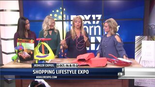 Treat yourself at the Shopping and Lifestyle Expo thisweekend