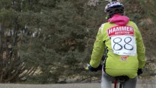 Bozeman triathlete spends her 88th birthday training
