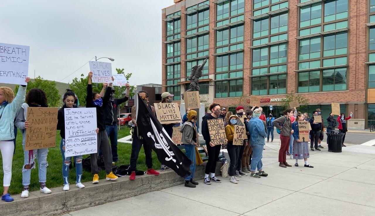 Floyd Protest 6-1