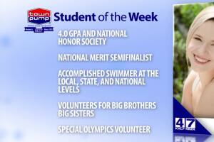 Student of the Week: Catherine Russo