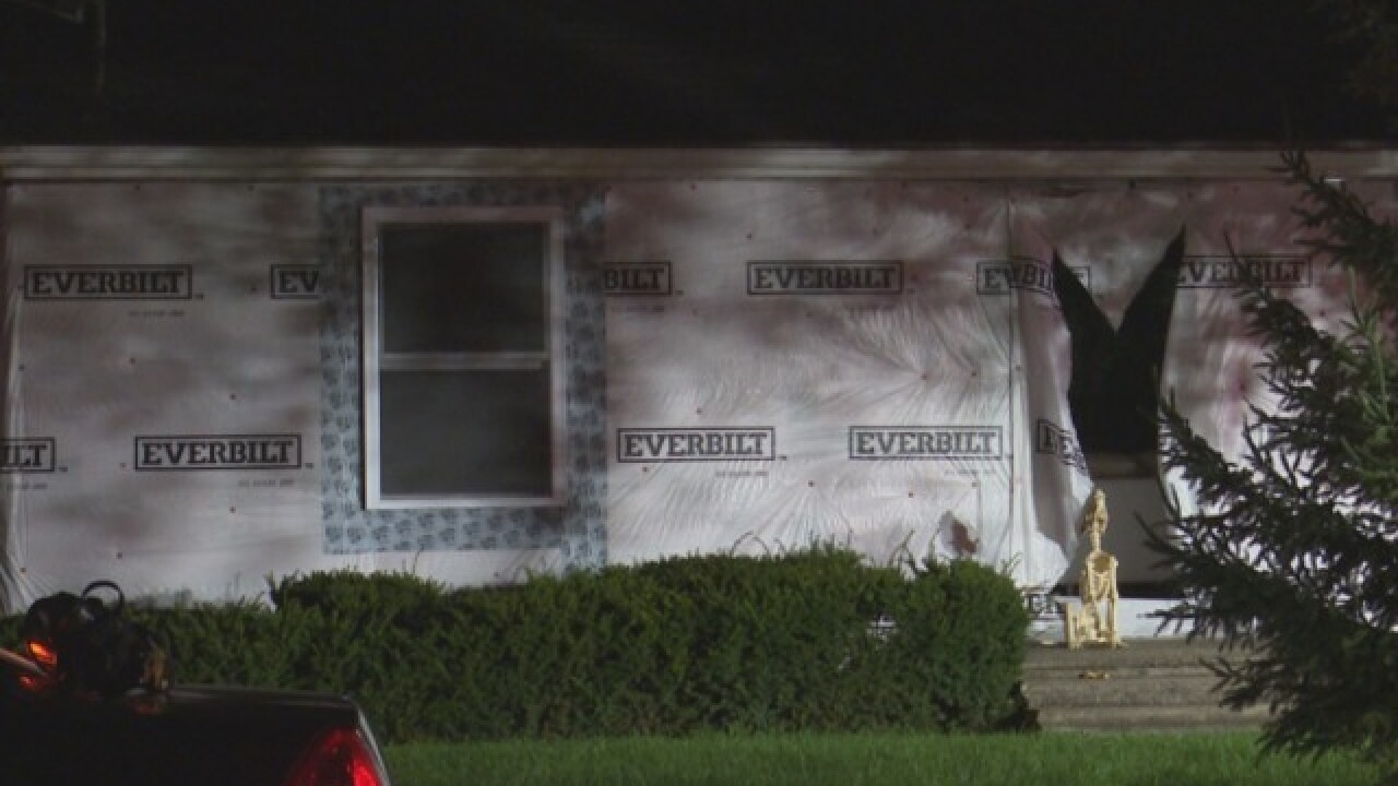 One person injured in Town of Scott house fire
