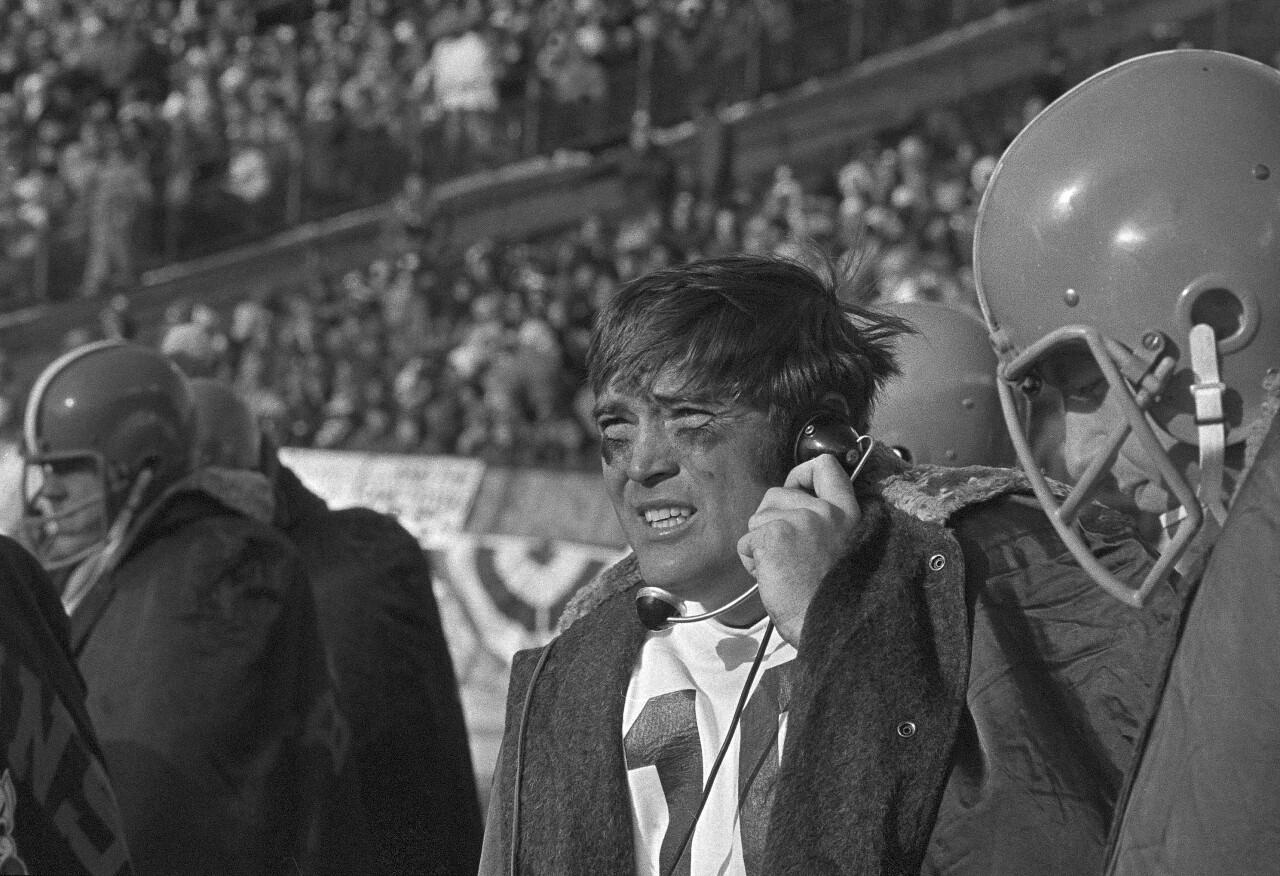 Browns vs Vikings NFL 1970